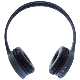 Toshiba Wireless Bluetooth Headphone (RZE-BT180H, Black)_1