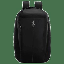 Skybags Intern Large 25 Litres Professional Laptop Backpack (LPBPINTLBLK, Black)_1