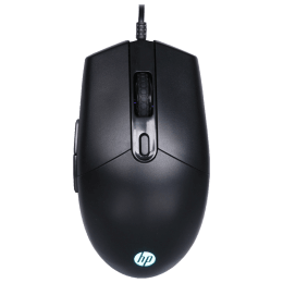HP M260 Wired Gaming Mouse (7ZZ81AA, Black)_1