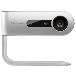 ViewSonic LED Portable Projector (M1, Silver)_1