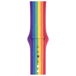 Apple Pride Edition 44 mm Apple Watch Strap (MY1Y2ZM/A, Pride)_1