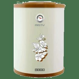 Usha 10 Litres Storage Water Geyser (2000 Watts, Misty, Ivory Cherry Blossom)_1