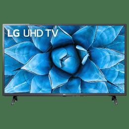 LG 139.7cm (55 Inch) 4K Ultra HD LED Smart TV (Built-in Alexa & Google Assistant, 55UN7350PTD, Black)_1