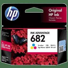 HP Ink Advantage 682 Tri-color Original Cartridge (4 ml, 3YM76AA, Multicolor)_1