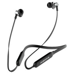 Ambrane In-Ear Earphone with Mic (Bluetooth, ANB-83 BT, Black)_1