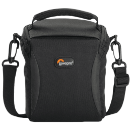 Lowerpro Format 120 Polyester Camera Shoulder Bag for DSLR and Mirrorless Camera (LP36510-0WW, Black)_1