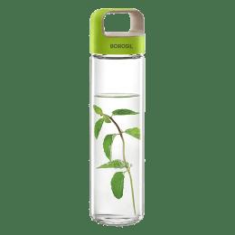 Borosil Puro Neo 0.5 Litre Bottle (BVUNEGRN550, Green)_1