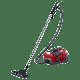 Panasonic Mega Cyclone 1800 Watts Dry Vacuum Cleaner (2 Litres Tank, MC-CL563R145, Maroon)_1