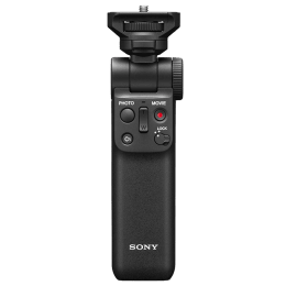 Sony Shooting Grip with Wireless Remote Commander For Cameras (Bluetooth v4.2, GP-VPT2BT//CSYU, Black)_1