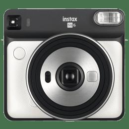 Fujifilm Instax Square SQ6 Instant Camera (Automatic Exposure Control, Pearl White)_1
