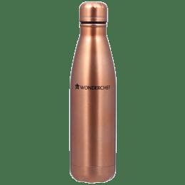 Wonderchef Hydro-Bot 750 ml Bottle (Spill and Leak Proof, 63153143, Copper)_1