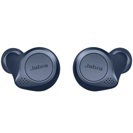 Jabra Elite Active 75t In-Ear Truly Wireless Earbuds with Mic (Bluetooth 5.0, Waterproof, 100-99093000-40, Navy)_1