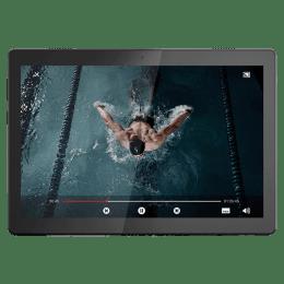Lenovo Tab M10 WiFi + 4G Android Tablet (Android 9.0, Qualcomm Snapdragon SDM429, 25.65cm (10.1 Inch), 2GB RAM, 16GB ROM, ZA4K0017IN, Slate Black)_1