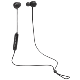 Harman Kardon Fly In-Ear Wireless Earphone with Mic (Bluetooth 4.1, HKFLYBTBLK, Black)_1