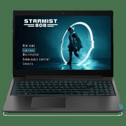 Lenovo IdeaPad L340-15IRH (81LK00GWIN) Core i5 9th Gen Windows 10 Home Gaming Laptop (8GB RAM, 1TB HDD, NVIDIA GeForce GTX 1050 + 3 GB Graphics, MS Office, 39.62cm, Granite Black)_1