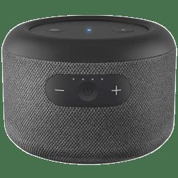 Amazon Echo Input 1.5 Watt Alexa Supported Portable Smart Speaker (Built-in Battery, B07YP9WYFN, Black)_1