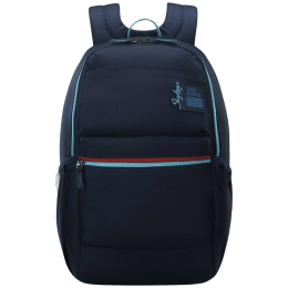 Skybags Yolo 25 Litres Polyester Backpack for 15.6 Inch Laptop (Non-Detachable Ergonomic Strap, LPBPYLOBLU, Blue)_1