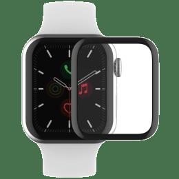Belkin Screenforce Trueclear Curve Screen Protector for Apple Watch 40 mm Series 4/5 (Anti-Fingerprint, OVG001ZZBLK, Clear)_1