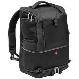 Manfrotto Tri L Advanced Camera and Laptop Backpack (Adjustable Dividers, MB MA-BP-TL, Black)_1