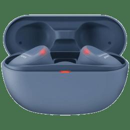Sony In-Ear Truly Wireless Earbuds with Mic (Bluetooth 5.0, WF-SP800N, Blue)_1