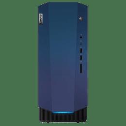 Lenovo IdeaCentre Gaming 5i (90N9003MIN) Core i5 10th Gen Windows 10 CPU (8GB RAM, 1TB HDD + 256GB SSD, NVIDIA GTX 1660 Super + 6GB Graphics, Raven Black)_1