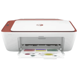 HP DeskJet 2729 Wireless Color All-in-One Inkjet Printer (Mobile Printing Capability, 7FR54D, Red)_1