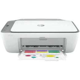 HP DeskJet Ink Advantage 2776 Wireless Color All-in-One Inkjet Printer (Up to 1000 Pages Monthly Print, 7FR27B, Grey)_1