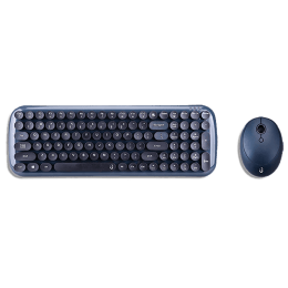 iGear KeyBee Wireless Connectivity Keyboard and Mouse (iG – 1114, Black)_1