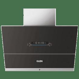 Glen 1400 m³/hr 60cm Wall Mount Chimney (Motion Sensor, CH-6074AC60, Black)_1