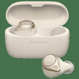 Jabra Elite 75t True Wireless Earbuds (100-99090002-40, Gold Beige)_1