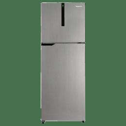 Panasonic 305 Litres 2 Star Frost Free Inverter Double Door Refrigerator (Jumbo Bege Basket, NR-TBG31VSS3, Shining Silver)_1