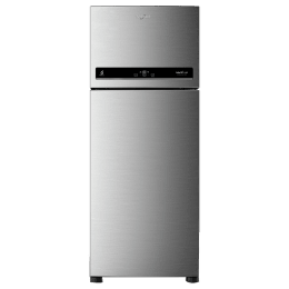Whirlpool Intellifresh 440 Litres 3 Star Frost Free Inverter Double Door Refrigerator (Adaptive Intelligence Technology, IF INV CNV 455 OS, Omega Steel)_1