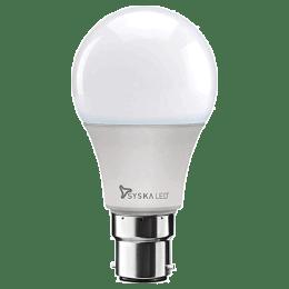 Syska Bactiglow Anti-Bacterial 9 Watt 2-in-1 LED Bulb (SSK-BAB-9W-2N1, White)_1