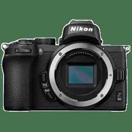 Nikon Z 50 21.51 MP Digital SLR Camera Body_1