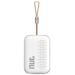 Globalkart Nut Mini Smart Tracker (F6, White)_1