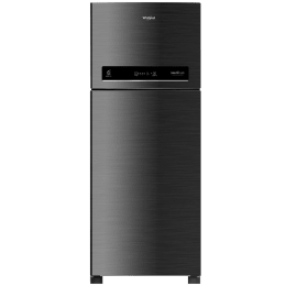 Whirlpool 265 Litres 3 Star Frost Free Inverter Double Door Refrigerator (Adaptive Intelligence Technology, IF INV CNV 278 ELT, Steel Onyx)_1