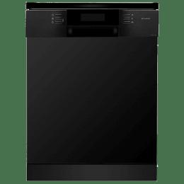 Faber FFSD 8PR 14S 14 Place Setting Freestanding Dishwasher (3D Wash Technology, Black)_1