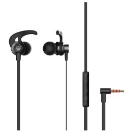 Ant Audio In-Ear Wired Earphones with Mic (Pulse 380, Black)_1
