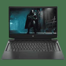 HP Pavilion 16-a0022tx (183L1PA#ACJ) Core i5 10th Gen Windows 10 Home Gaming Laptop (8GB RAM, 1TB HDD + 256GB SSD, NVIDIA GeForce GTX 1650 + 4GB Graphics, MS Office, 40.89cm, Shadow Black)_1