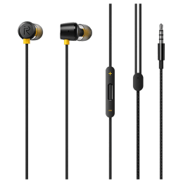 Realme Buds 2 Wired Earphones (ACCFKYE2ARGG67WC, Black)_1