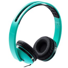 Toshiba Foldable Wired Headphone (RZE-D250H, Green)_1