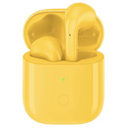 Realme True Wireless Earbuds (Buds Air, Yellow)_1