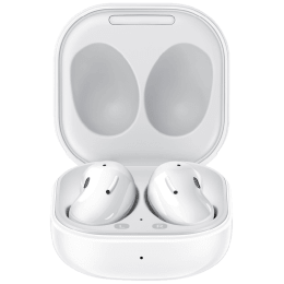 Samsung Galaxy Live In-Ear Truly Wireless Earbuds with Mic (Bluetooth 5.0, SM-R180NZWAINU, Mystic White)_1