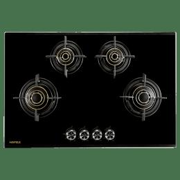 Hafele Corona 4 Burners Built-in Hob (804, Black)_1