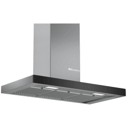 Bosch Serie 4 745 m³/hr 90cm Wall Mounted Chimney (DWB098G50I, Stainless Steel)_1