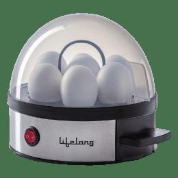 Lifelong 350 Watts Egg Boiler (LLEB01, Silver)_1