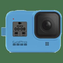 GoPro Sleeve Plus Lanyard for Hero 8 (AJSST-003, Bluebird)_1