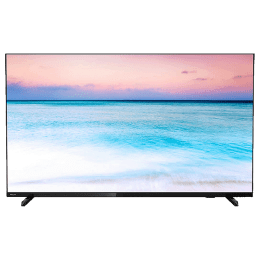 Philips 6600 Series 146cm (58 Inch) 4K Ultra HD LED Smart TV (Dolby Vision, 58PUT6604, Black)_1