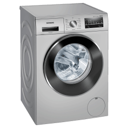 Siemens iQ300 7 kg 5 Star Fully Automatic Front Load Washing Machine (WaterPerfect Plus Technology, WM12J46SIN, Platinum Silver)_1