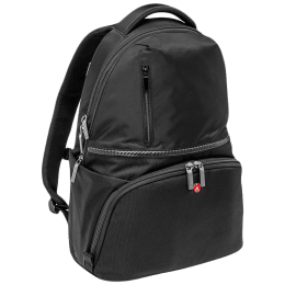 Manfrotto Active I Advanced Camera and Laptop Backpack (Padded compartment, MB MA-BP-A1, Black)_1